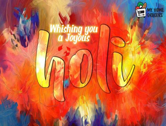 Time to celebrate holi - online store where you can buy organic holi colours